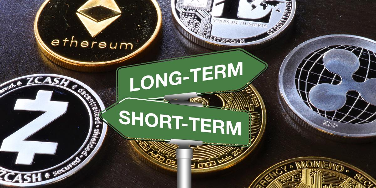 korte termijn lange termijn crypto handelen